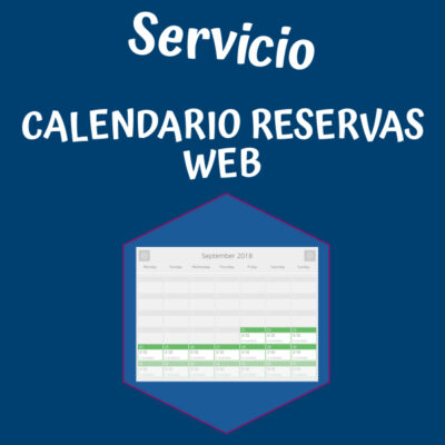 Calendario Reservas Web