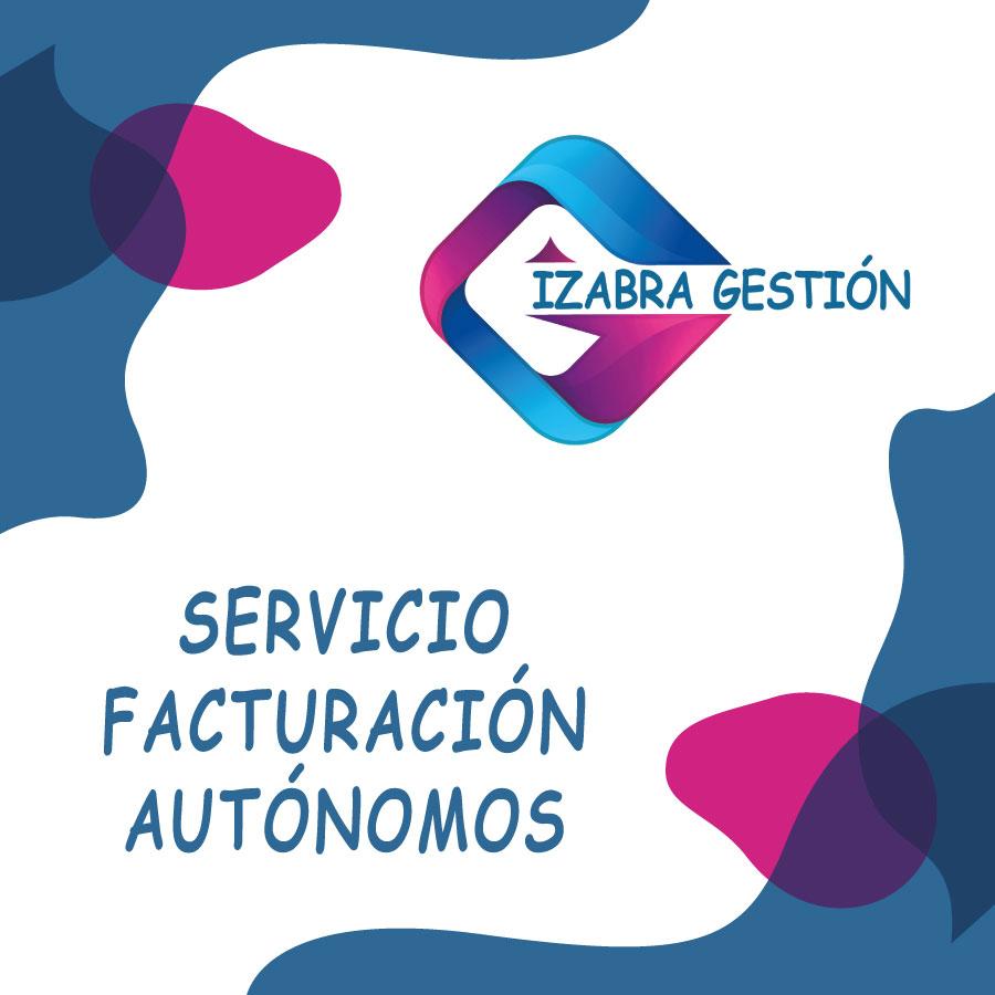 FACTURACIÓN-AUTÓNOMOS